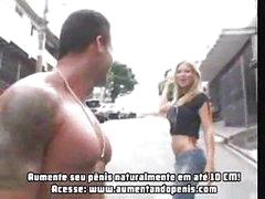 Hot brazilian blond