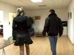 Wicked Secretary Blows Her Boss
