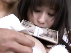 Wicked and amazingly hot Japanese angels give deep face hole