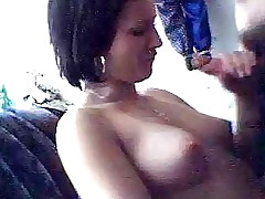 It's definitely a hawt turn on when your girlfriend pulls out the jock out of even asking and begins to slobber on it. Watch this bitch do exactly that and add a little something extra by letting him film her. She's the hotty of everyone's dreams!