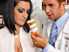`Presley is a very busy doctor with no time for a personal life. That Babe has been secretly writing herself prescriptions for a recent kind of `raunchy enhancer`. Keiran, the pharmacist, catches on to Presley's little plan and confronts her. That Babe tells him about the pills and what they can do so they one as well as the other take some have a very intensive raunchy experience.`