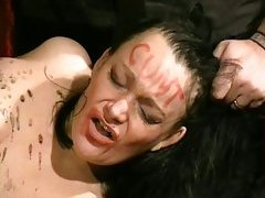 Abused british slavegirl in needle ache