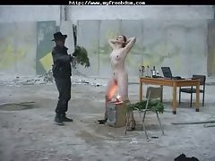 Bdsm slavery serf wax domination