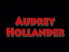 Audrey Hollander plays with her ally