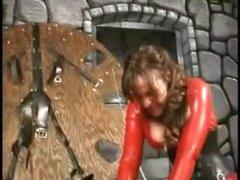 Extreme dominatrix hotties kinky balls torture