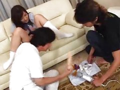 Cute Student Fucked With Boy Friend And Her Uncle Episode 2