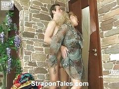 Viola&Morris nasty dong movie scene