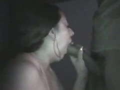 Dilettante couple taping their sex on camera in a pure dark room. This sweetheart sucks, licks, jerks and squeezes her husband's penis as this sweetheart awaits her sweet and sticky spunk flow