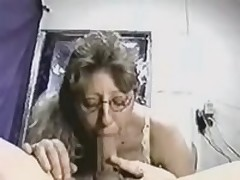 Intelligent cock sucker gives her beautiful head to her lover, who possesses indeed big and strong instrument, which that babe can't live without so much.