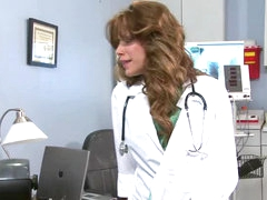 Aleksa Nicole Is Winning The Award For Most good Doctor Of The Year