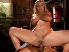 Rampant Shyla Stylez likes a rough anal pounding