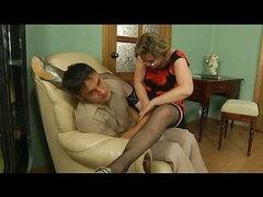 Leonora&Govard anal older sex clip
