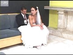 Calena mindblowing ladyman bride