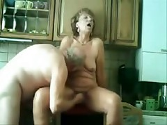 Old couple still like to have loads of fun in their sex life which u can see in this private porn movie. This babe acquires licked and drilled in her old twat while that guy pleasures his old cock.