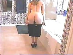 40 year old housewife stripping