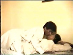Lascivious Indian mature making sex video
