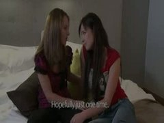 luxury lesbians in bedroom act