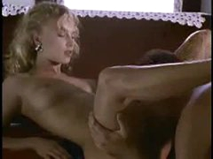Erotic retro porn dick riding scene