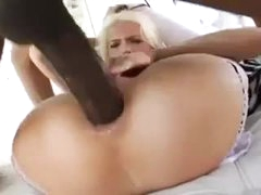Monster knob anal and wazoo to throat deepthroat