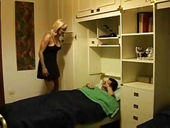 Excited ITALIAN Mama ANALYSED BY Man - ROLEPLAY  -JB$R