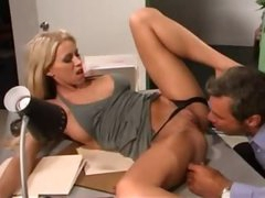 Katie Morgan and her foxy body screwed