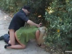 Bent over and wide open, our lascivious starlet acquires plowed unfathomable in her bush