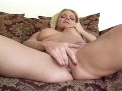 Two scenes of sexy lady fingering