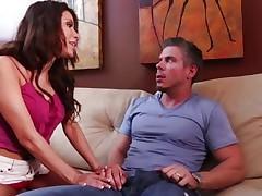 Sexy Alexa Nicole comes onto this lewd hunk