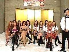 Oriental teen sex reality show!