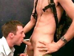 Homo acquires his wonderful cock sucked on beach