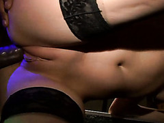 Group sex wild patty at night club cocks and pusses each where