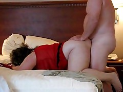 A fatty duet acquires their large bodies to come jointly with the hooking of his cock inside her pussy. She's bent over and ready to handle the thrusts. Their fat jiggles all the way to a couple of precious orgasms.