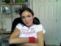 Legal age teenager Livecam Cutie at home