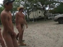 College stud moans as that guy takes his 1st weenie