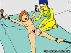 Family Guy obscene sex